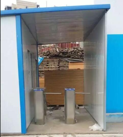 中国建筑第八工程局江津双福新区项目三辊闸万博体育max手机登录系统