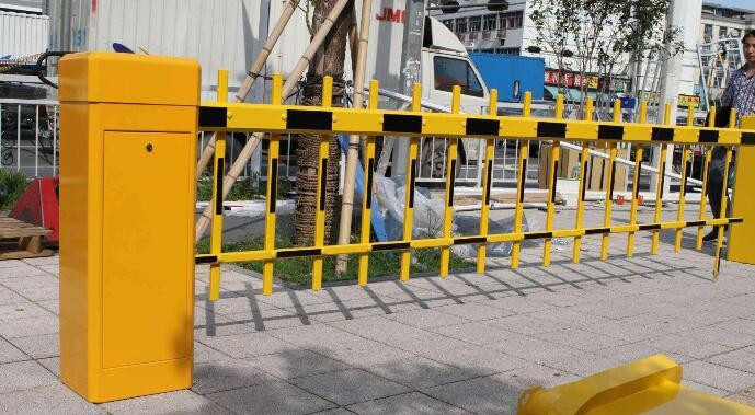 停车场道闸栏